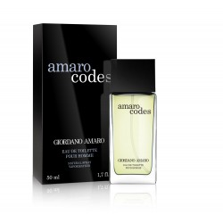 GORDANO PARFUMS Amaro Codes Men 50ml