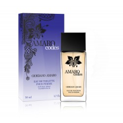 GORDANO PARFUMS Amaro Codes Women 50ml