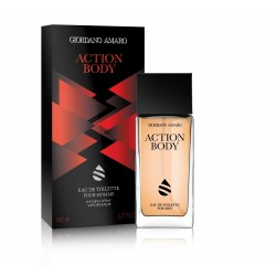 GORDANO PARFUMS Action Body 50ml
