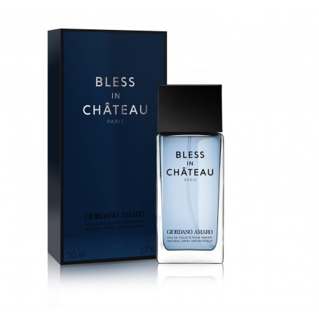 GORDANO PARFUMS Bless in Chateau 50ml