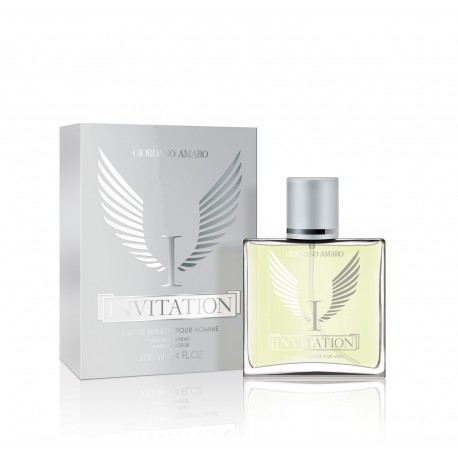 GORDANO PARFUMS Invitation 100ml