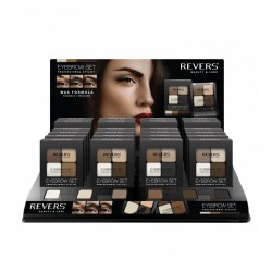 REVERS Cienie do brwi EYEBROW SET - PROFESSIONAL STYLIST