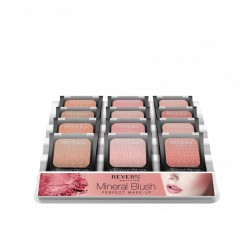 REVERS Róż do policzków MINERAL BLUSH Perfect make-up